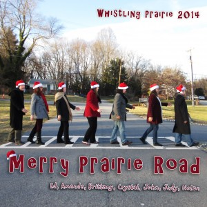 merrry prairie road cover art2